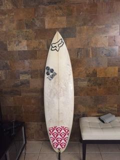 Tabla de surf 6'0 kelly slater semi pro