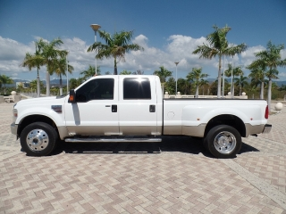 FORD F-450 LARIAT DULLY AROS ARCOA 19.5 TURBO DIESEL 4X4 !WOW!