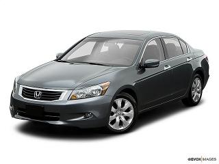 Honda Accord Sdn Ex-l 2008