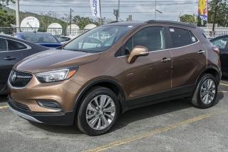 Buick Encore Preferred Gray 2017