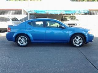 Dodge Avenger Sxt Blue 2008