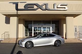 Lexus RC 2015