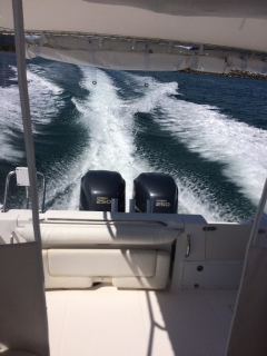 2006 Wellcraft 290 COASTAL powered by twin Yamaha F250 four strokes outboards