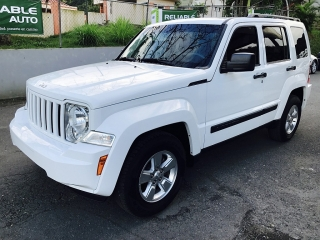 Jeep Liberty SPORT Blanco 2012