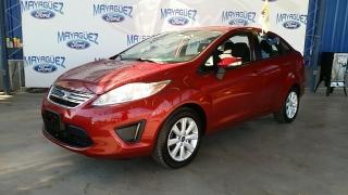 Ford Fiesta Se Rojo%20Vino 2013