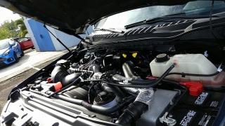 Ford Super Duty F-250 Srw King Ranch Azul 2017