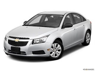 Chevrolet Cruze Ls Black 2013