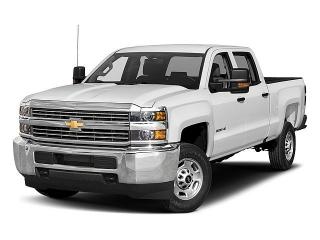 Chevrolet Silverado 3500hd Work Truck White 2017