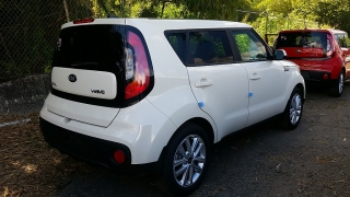 Kia Soul Wave Blanco 2017