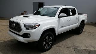 Toyota Tacoma TRD Sport Blanco 2017