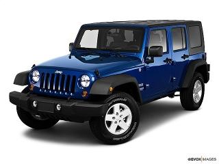 Jeep Wrangler Unlimited Sport Negro 2010