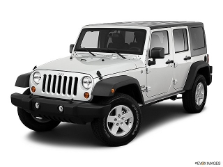 Jeep Wrangler Unlimited Sport Negro 2011