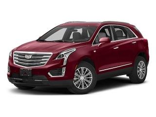 Cadillac Xt5 Premium Luxury Awd Rojo 2017