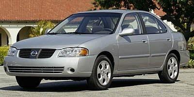 Nissan Sentra Azul 2005