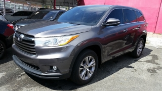 Toyota Highlander Le Plus 2015