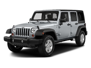 Jeep Wrangler Unlimited Sport Gris Oscuro 2017