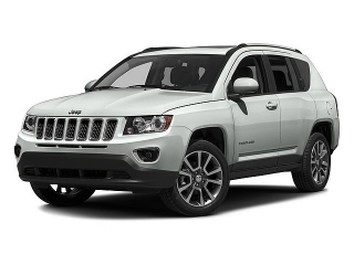 Jeep Compass Sport Gray 2016