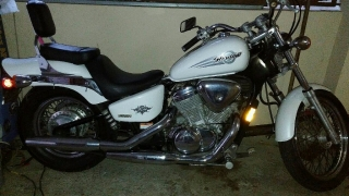 Honda Shadow 600 (2005)