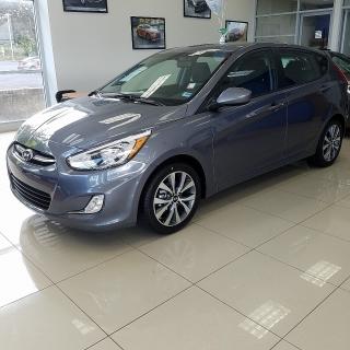 2017 Hyundai Accent 5 drs 787-244-5981