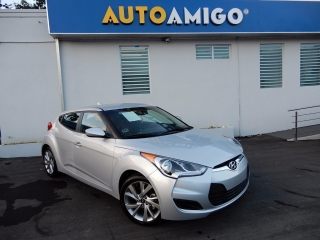 DINAMICO VELOSTER 2016 PRE-OWNED