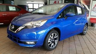 Nissan Versa Note Blue 2017