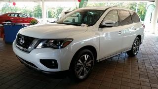 Nissan Pathfinder SL Blanco 2017