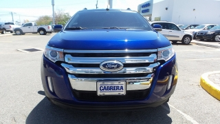 Ford Edge SEL Azul 2013