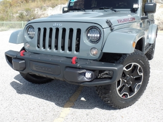 JEEP WRANGLER UNLIMITED RUBICON ORIGINAL 2014 !WOW! !!PRECIOSO!!