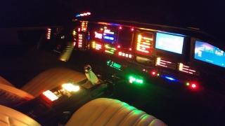Knight Rider mejorado fue construido por mi persona. Tel 235-1663