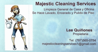 Majestic Cleaning Services