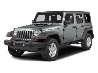 Jeep Wrangler Unlimited Sport Anaranjado 2014