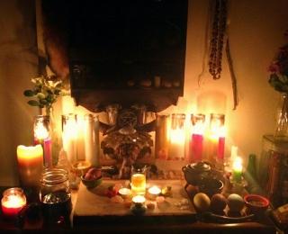 Maria la poderosa santera espiritista