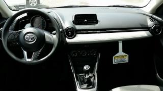 Toyota Yaris Ia Blanco 2017