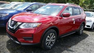 Nissan Rogue S Rojo 2017