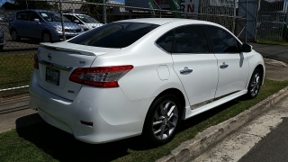 Nissan Sentra SR Blanco 2013
