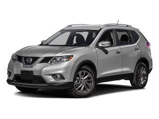 Nissan Rogue White 2017