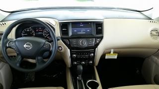 Nissan Pathfinder S Blanco 2017