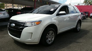 Ford Edge SE Blanco 2012