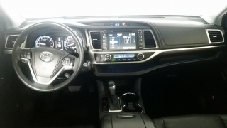 Toyota Highlander Limited Gris Oscuro 2014