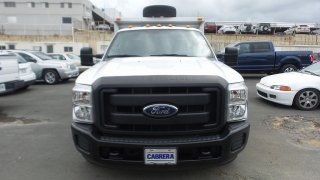 Ford Super Duty F-350 Drw Lariat Blanco 2015