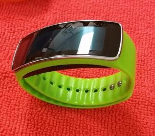 Samsung Galaxy Gear Fit SM-R350