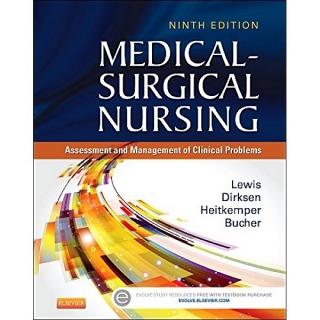 Medical Surgical Nursing 9 edition