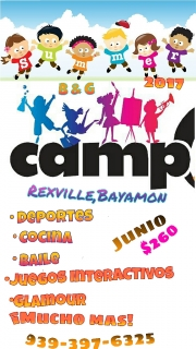 Summer Camp B&G Junio2017
