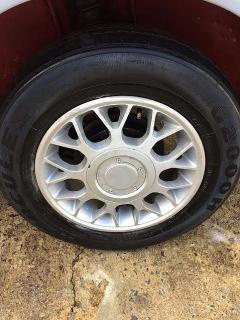 """Aros 13"""" VW Cabriolet"""