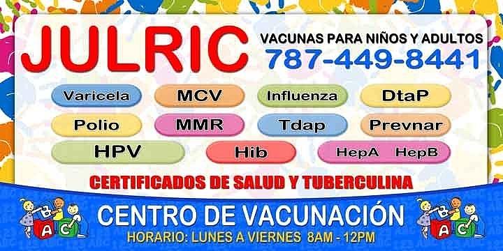 Centro de Vacunacion