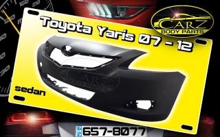 BUMPER Toyota Yaris Sedan 2007 - 2012