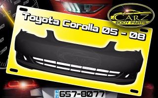 BUMPER Toyota COROLLA 2005 - 2008