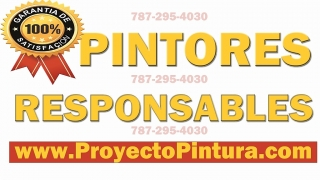PINTORES RESPONSABLES
