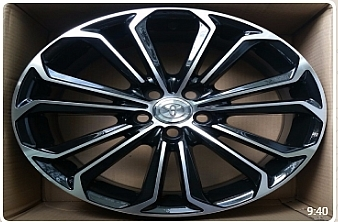 "*NEW* AROS COROLLA SPORT 17"" *NEW*"