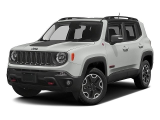 Jeep Renegade Trailhawk Rojo 2016